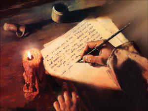 Ecrire des paroles qui passent des émotions